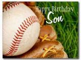 Happy Birthday Baseball Quotes Best 25 Happy Birthday son Ideas On Pinterest Best