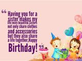 Happy Birthday Beautiful Sister Quotes 41 Wonderful Sister Birthday Wishes Will Show Your Love