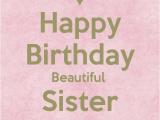 Happy Birthday Beautiful Sister Quotes Happy Birthday Beautiful Sister Poster Cloe Keep