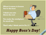 Happy Birthday Boss Quotes Funny Happy Birthday Cards for Boss