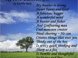 Happy Birthday Brother Quotes Poems Karrlin Bain Creates My Big Brother by Karrlin Bain