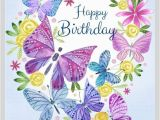 Happy Birthday butterfly Quotes Birthday Quotes Victoria Nelson butterfly Wreath