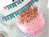 Happy Birthday Cake Banner Diy Simple Diy Birthday Banner Tutorial