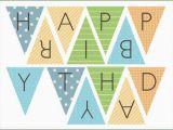 Happy Birthday Cake Banner Free Printable Happy Birthday Banner Printable Template Happy Birthday