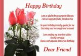 Happy Birthday Card for A Best Friend Birthday Wishes for Friend Wishes Greetings Pictures