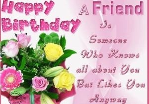 Happy Birthday Card For A Best Friend Messages Friends