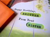 Happy Birthday Card for Brother with Name 25 Wonderful Happy Birthday Brother Greetings E Card