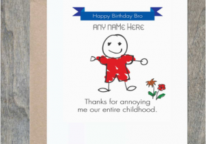Happy Birthday Card For Brother With Name Images Of Handmade Cards Impremedia Net