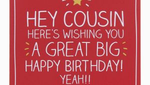 Happy Birthday Card for My Cousin Gorgeous Happy Birthday Cousin Quotes Quotesgram