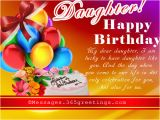 Happy Birthday Card for My Daughter Birthday Wishes for Daughter 365greetings Com