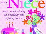 Happy Birthday Card for My Niece 46 Birthday Wishes for Niece
