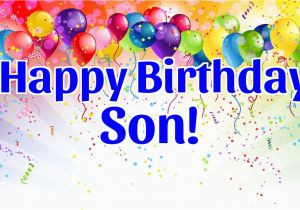 Happy Birthday Card For Son On Facebook 140 Wishes Quotes Messages Greeting