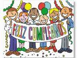 Happy Birthday Card In Spanish to Print Happy Birthday Wishes In Spanish