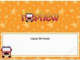 Happy Birthday Card Inserts Large Dl Happy Birthday Nephew Insert Cup867192 359