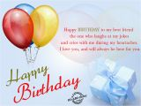 Happy Birthday Card to My Best Friend Birthday Wishes for Best Friend Birthday Images Pictures