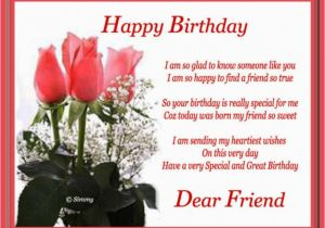Happy Birthday Card To My Best Friend Wishes For Greetings Pictures