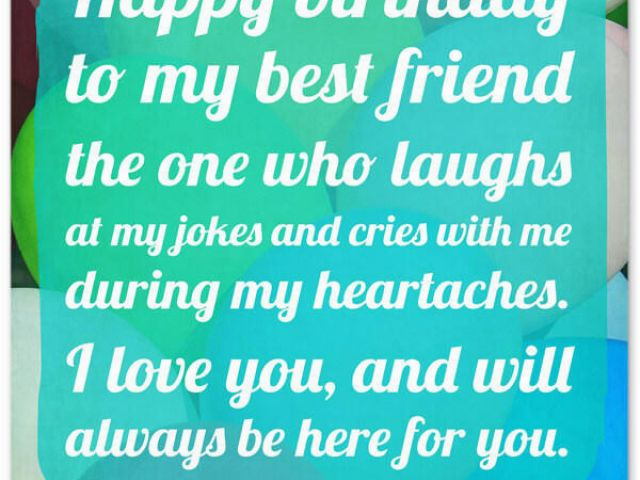 Download By SizeHandphone Tablet Desktop Original Size Back To Happy Birthday Card My Best Friend
