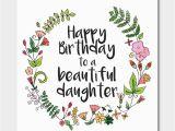 Happy Birthday Card to My Daughter Happy Birthday Pics Beautiful Pinteres