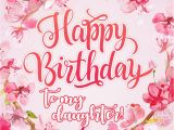Happy Birthday Card to My Daughter Happy Birthday to My Daughter Download On Davno
