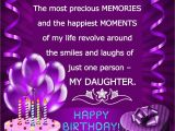Happy Birthday Card to My Daughter Imageslist Com Happy Birthday Daughter 2