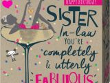 Happy Birthday Card to My Sister In Law Funny Happy Birthday Quotes for My Sister In Law Happy