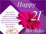 Happy Birthday Cards 21 Years Old 21st Birthday Wishes Messages and Greetings