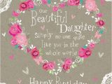 Happy Birthday Cards for A Daughter Related Image Parties Showers Weddings Pinterest