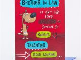 Happy Birthday Cards For Brother In Law Card Only 89p