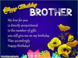 Happy Birthday Cards for Brothers Birthday Wishes for Brother Wordings and Messages
