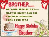 Happy Birthday Cards for Brothers Happy Birthday Brother Quotes Quotesgram