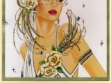 Happy Birthday Cards for Ladies 17 Best Images About Cards Art Deco On Pinterest Art