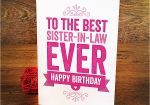 Happy Birthday Cards For Sister In Law 55 Wishes Wishesgreeting