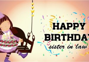 Happy Birthday Cards For Sister In Law Wishes Messages Quotes