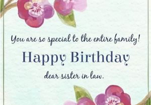 Happy Birthday Cards For Sister In Law Wishes Your