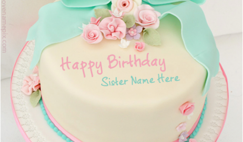 Download By SizeHandphone Tablet Desktop Original Size Back To Happy Birthday Cards For Sister