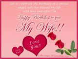 Happy Birthday Cards for Your Wife All Wishes Message Greeting Card and Tex Message Happy