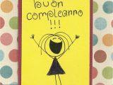 Happy Birthday Cards In Italian Debbie Dots Greeting Card Blog Italian Birthday