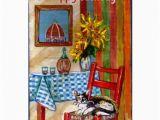 Happy Birthday Cards In Italian Italian Kitchen In Florence Happy Birthday Cards Zazzle
