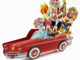 Happy Birthday Cards with Cars Disney Pop Up Car with Flashing Lights Blinks to Happy