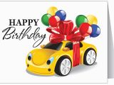 Happy Birthday Cards with Cars Happy Birthday to Your Car 12063 Harrison Greetings