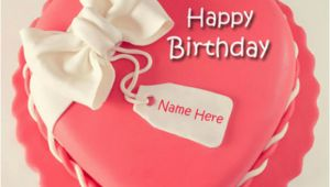 Happy Birthday Cards with Name Edit Birthday Cake Images for Girlfriend Pics and Wallpaper