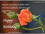 Happy Birthday Cards with Roses Rose Birthday Cards Collection True Picture Hd Birthday