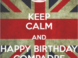 Happy Birthday Compadre Quotes Keep Calm and Happy Birthday Compadre Poster David