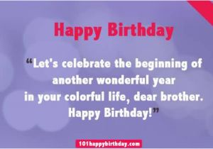 Happy Birthday Cousin Brother Quotes Happy Birthday Wishes Texts And
