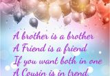 Happy Birthday Cousin Brother Quotes Happy Birthday Wishes for Cousin Quotes Images Memes