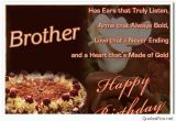 Happy Birthday Cousin Brother Quotes Happy Birthday Wishes Texts and Quotes for Brothers