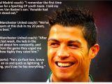 Happy Birthday Cristiano Ronaldo Quotes Best Real Madrid Cristiano Ronaldo Quote Hd