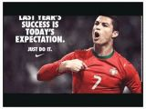 Happy Birthday Cristiano Ronaldo Quotes Cristiano Ronaldo Quote