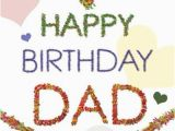 Happy Birthday Dad From Daughter Cards Birthday Dad Download Happy Birthday Dad with Hearts