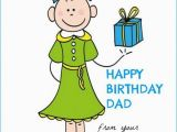 Happy Birthday Dad From Daughter Cards Happy Birthday Dad Cards From Daughter Birthday Cookies Cake
